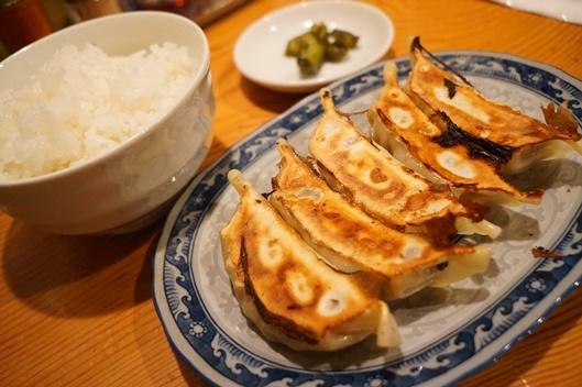 龍神麺餃子セット