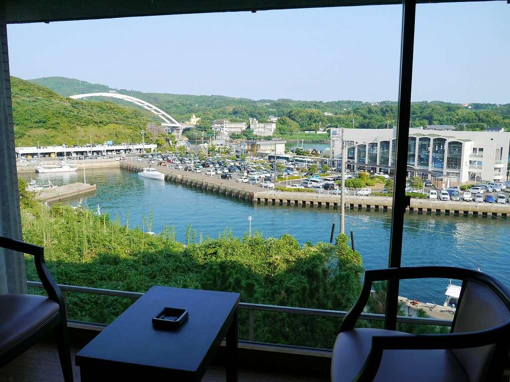 長崎県☆壱岐市のホテル「ビューホテル壱岐」で楽しめる磯遊び懐石!