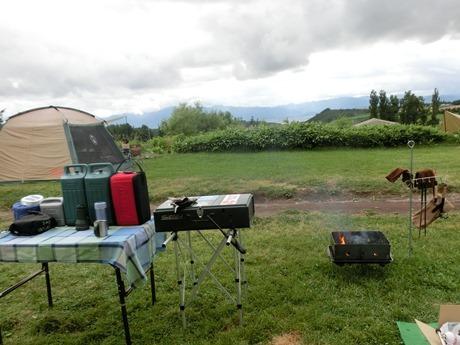 富良野・星に手のとどく丘キャンプ場