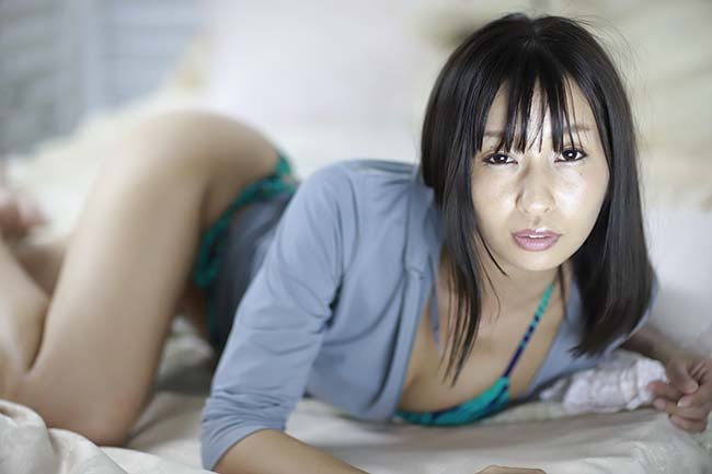 ミライ:寝ポーズ7