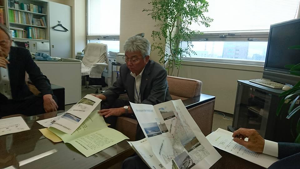 【新潟県土木部長要望2018-8】-2