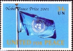 国連・ノーベル平和賞(2001)