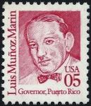 米国・ムニョス・プエルトリコ知事