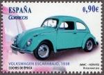 スペイン・VW ビートル