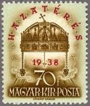 ハンガリー・チェコスロヴァキアからの失地回復