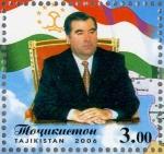 タジキスタン・ラフモン(2006)