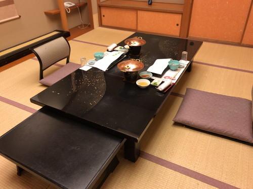 老神温泉 源泉湯の宿 紫翠亭(食事と感想)