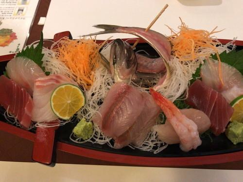 伊豆高原 旨い酒と料理の宿 森のしずく(食事と感想)