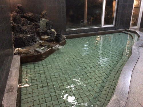 夕焼け小焼けのお宿高台旅館(温泉)高坂SAランチ蕎麦と空振り焼きカレー