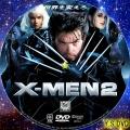 X-MEN2 dvd