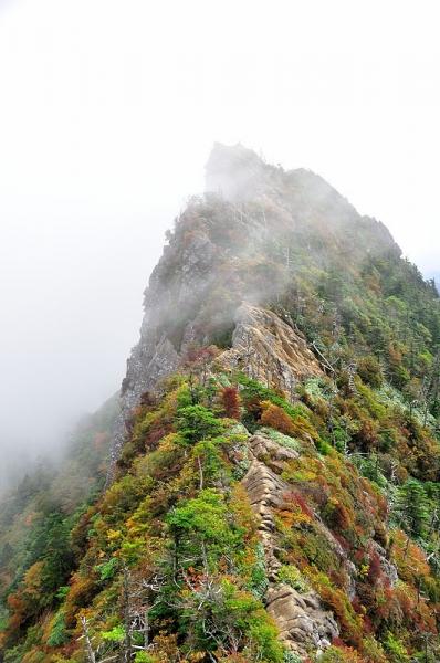 2石鎚山180925