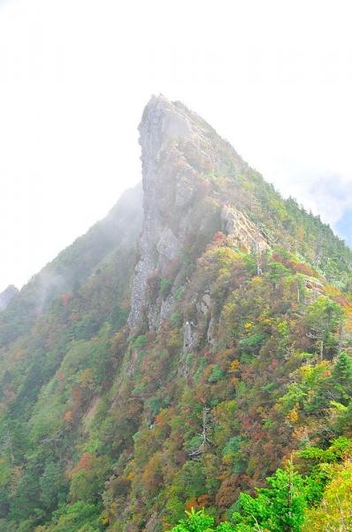 1石鎚山180925