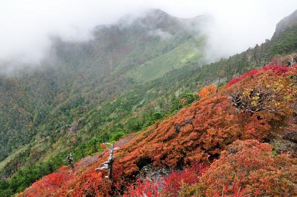 6石鎚山181007