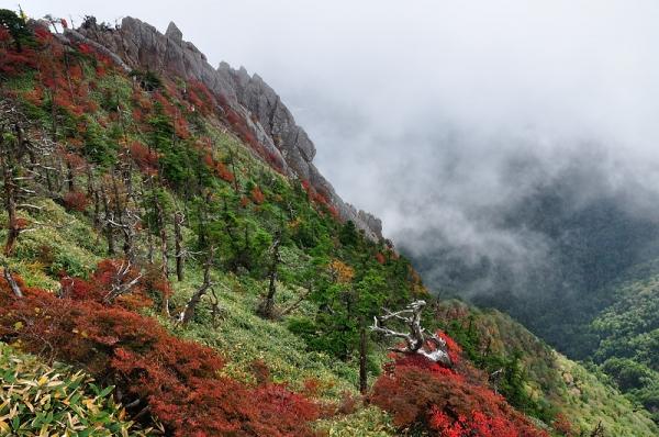 5石鎚山181007