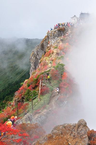 1石鎚山181007