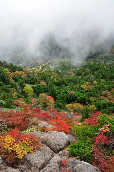 8石鎚山181007