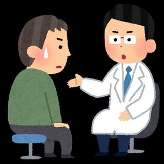 胃がん宣告