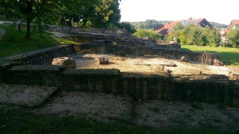 古代ローマ別荘跡2