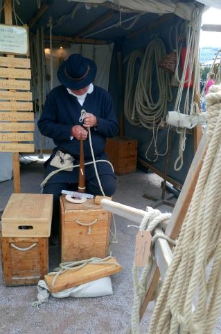 Seiler綱作り