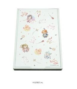 グラフアート雪月花ミラー四季の国