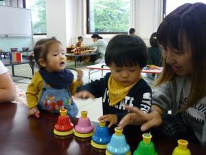 木のおもちゃ体験広場9月②