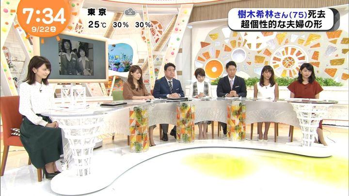 2018年09月22日高見侑里の画像11枚目