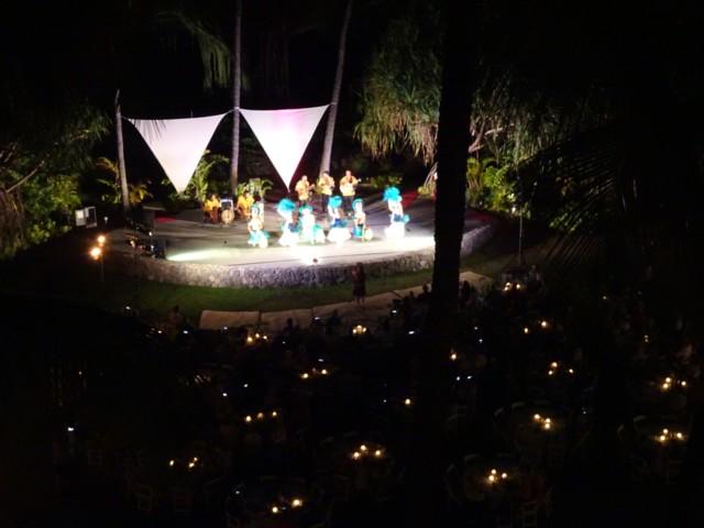 1月19日 ハワイアンダンス