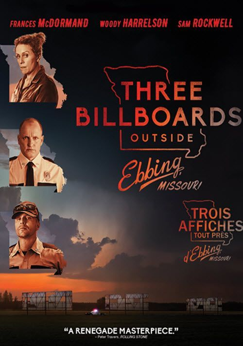 three billboard