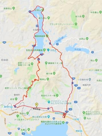 磐梯高原ライド01